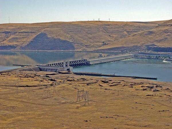 D200 visits the dams