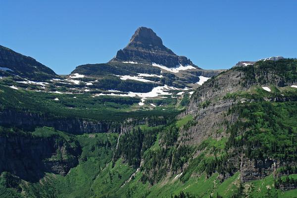 Dicksie's Glacier National Park 2007
