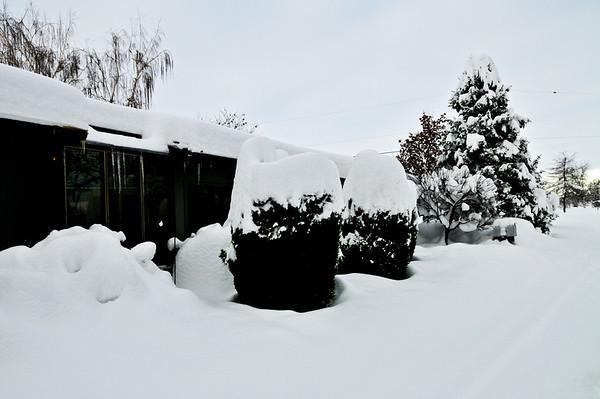 Winter Scenes Dec 2008, 2009, 2010